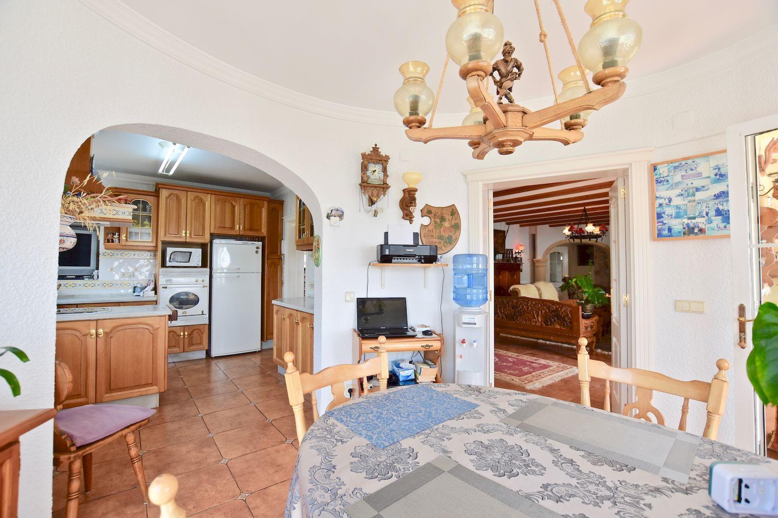 Villa for Sale in Portixol with Sea View - Javea - Costa Blanca