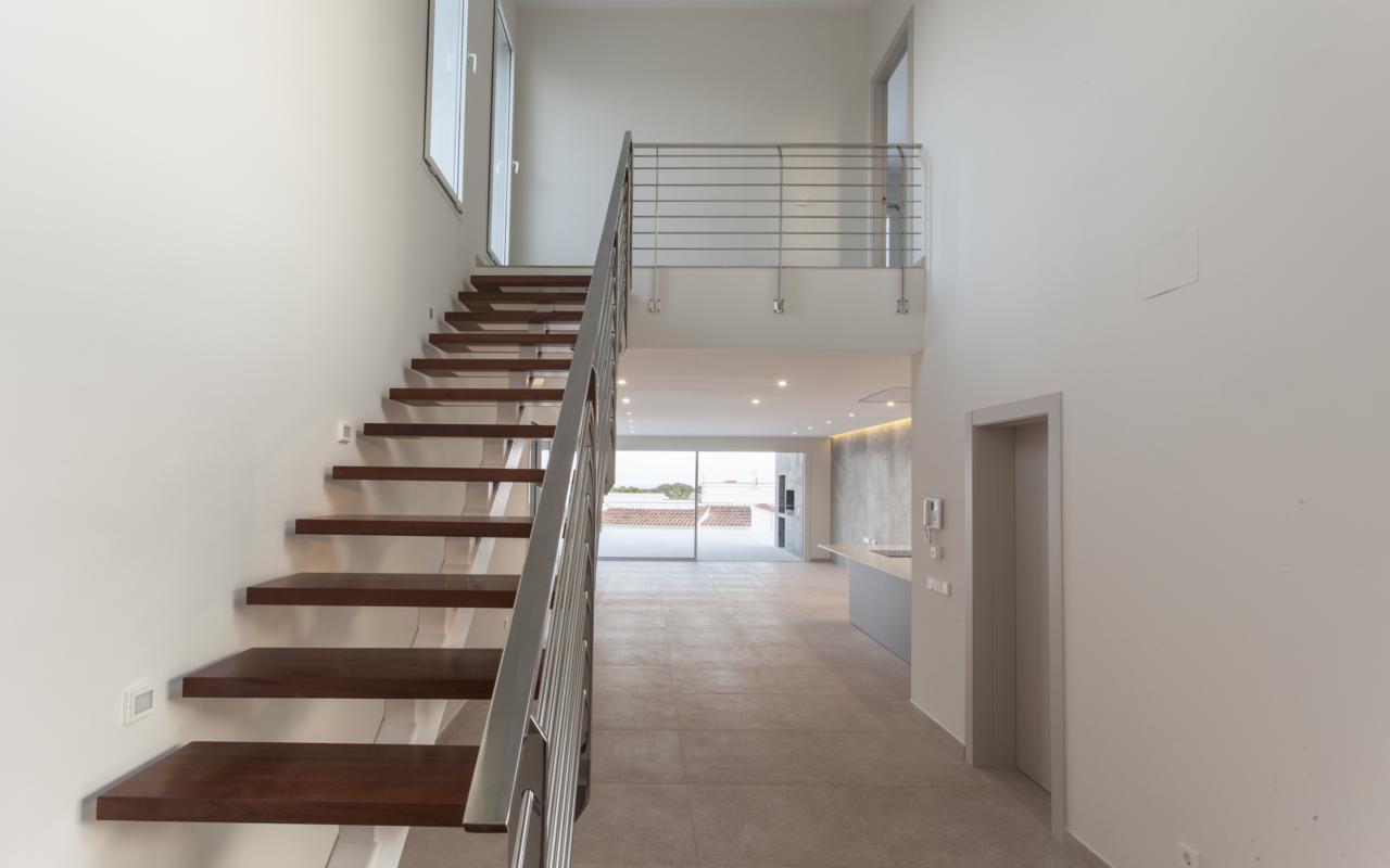Modern villa of new construction for sale in Moraira Camarrocha - Costa Blanca