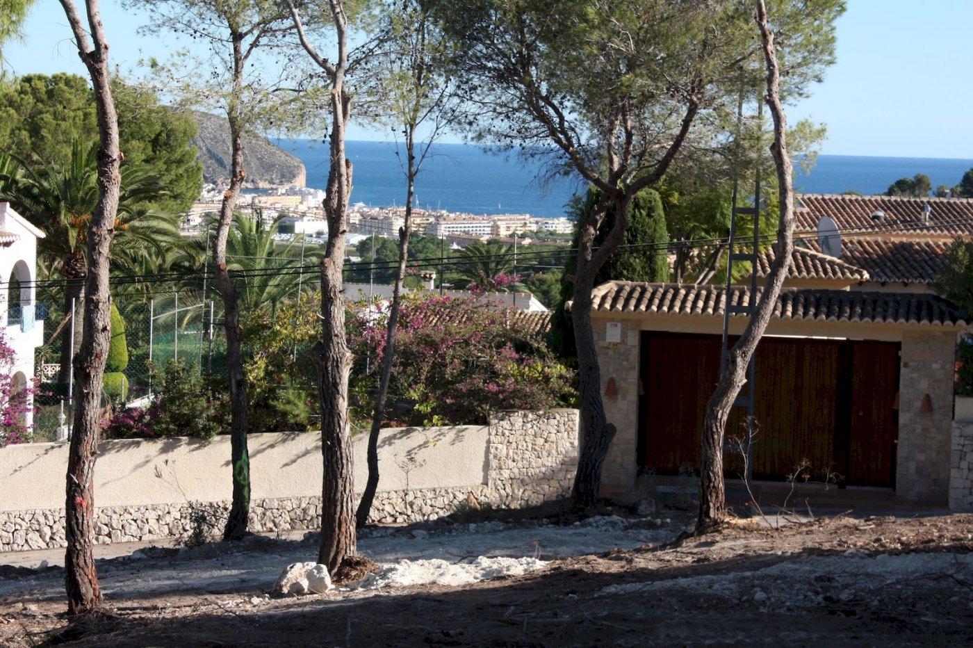 Modern New Construction Villa for Sale in Moraira - Benimeit