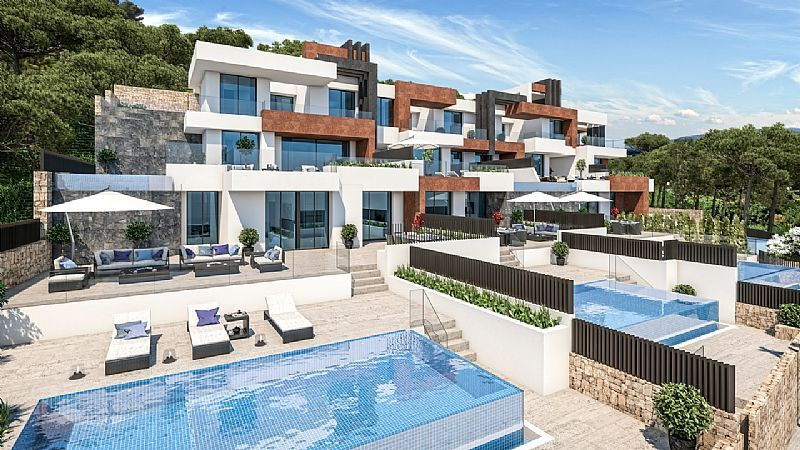 Apartment for sale on the first line of Playa Poniente - Benidorm