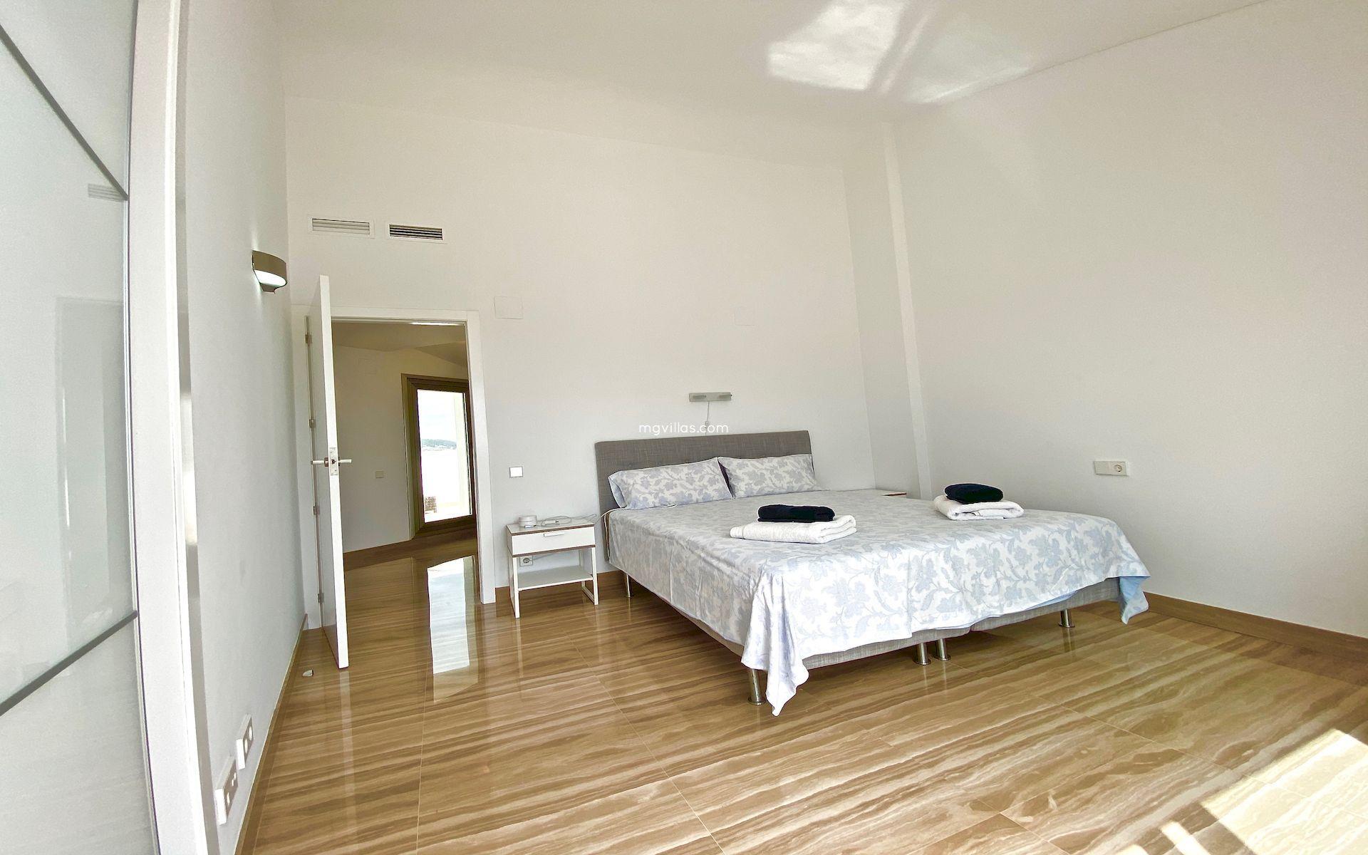 4 bedroom duplex penthouse with sea view - Javea - Costa Blanca