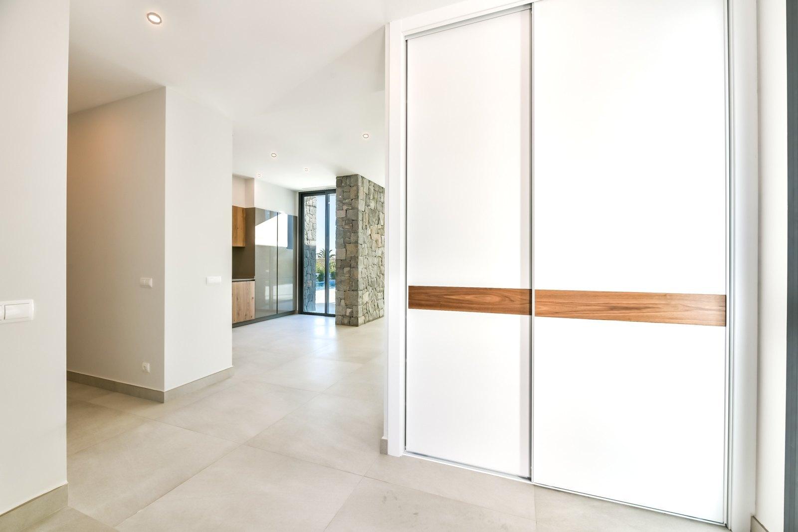 Modern style luxury villa for sale in Calpe - Costa Blanca