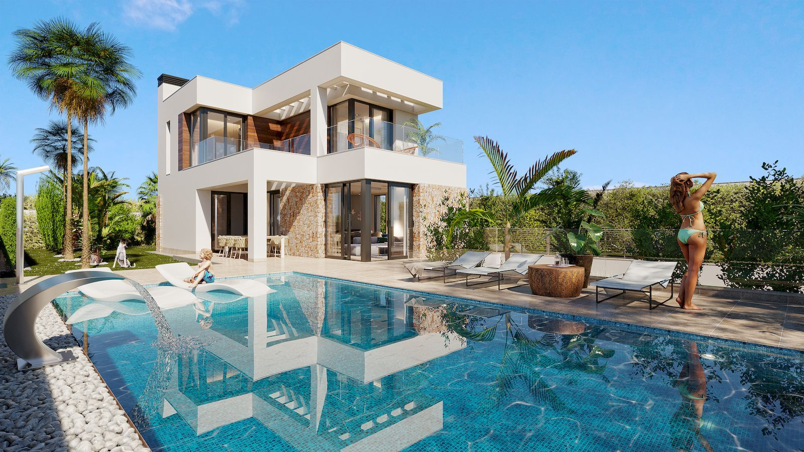 Modern Luxury Villa for Sale in Finestrat Hills - Benidorm