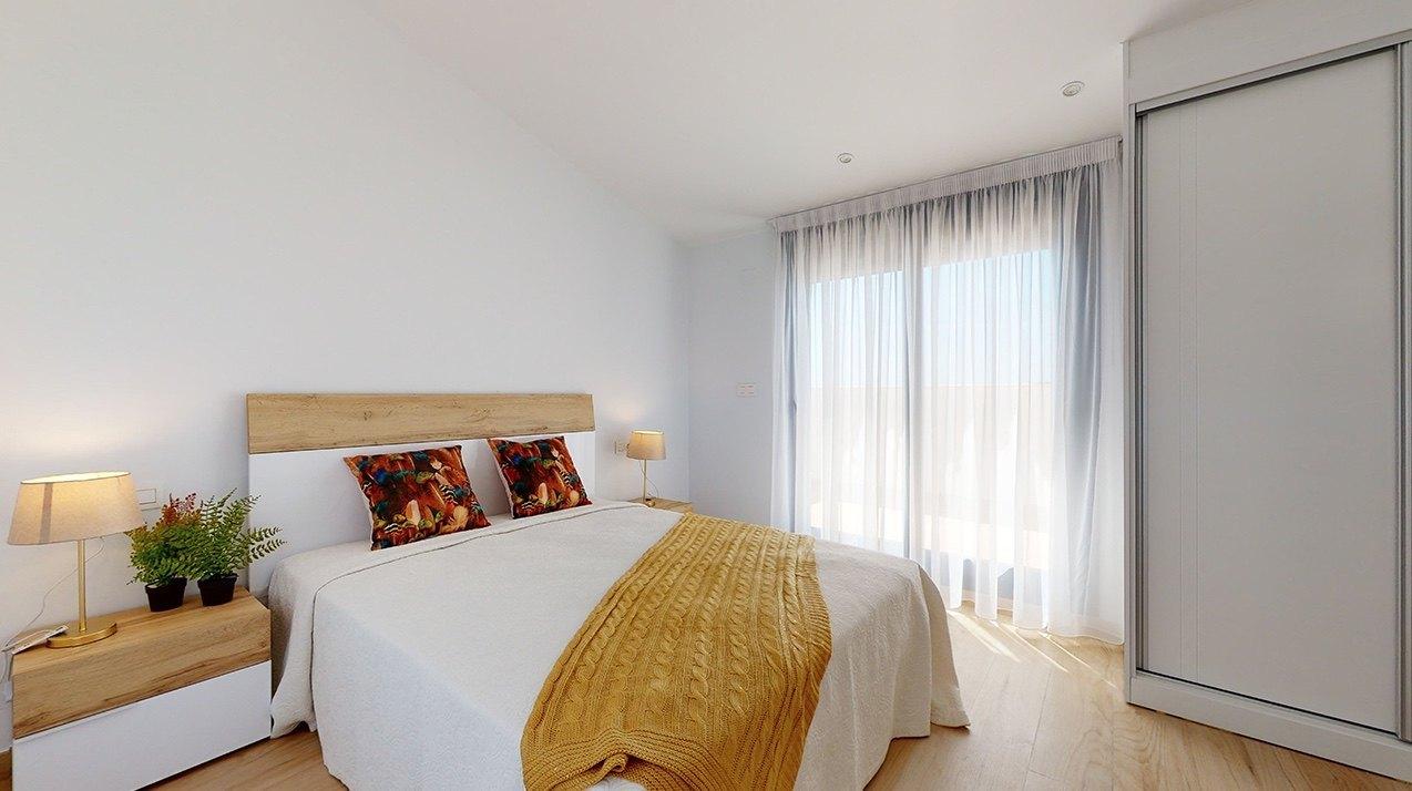 Newly built modern townhouse with sea views in Finestrat Benidorm - Costa Blanca