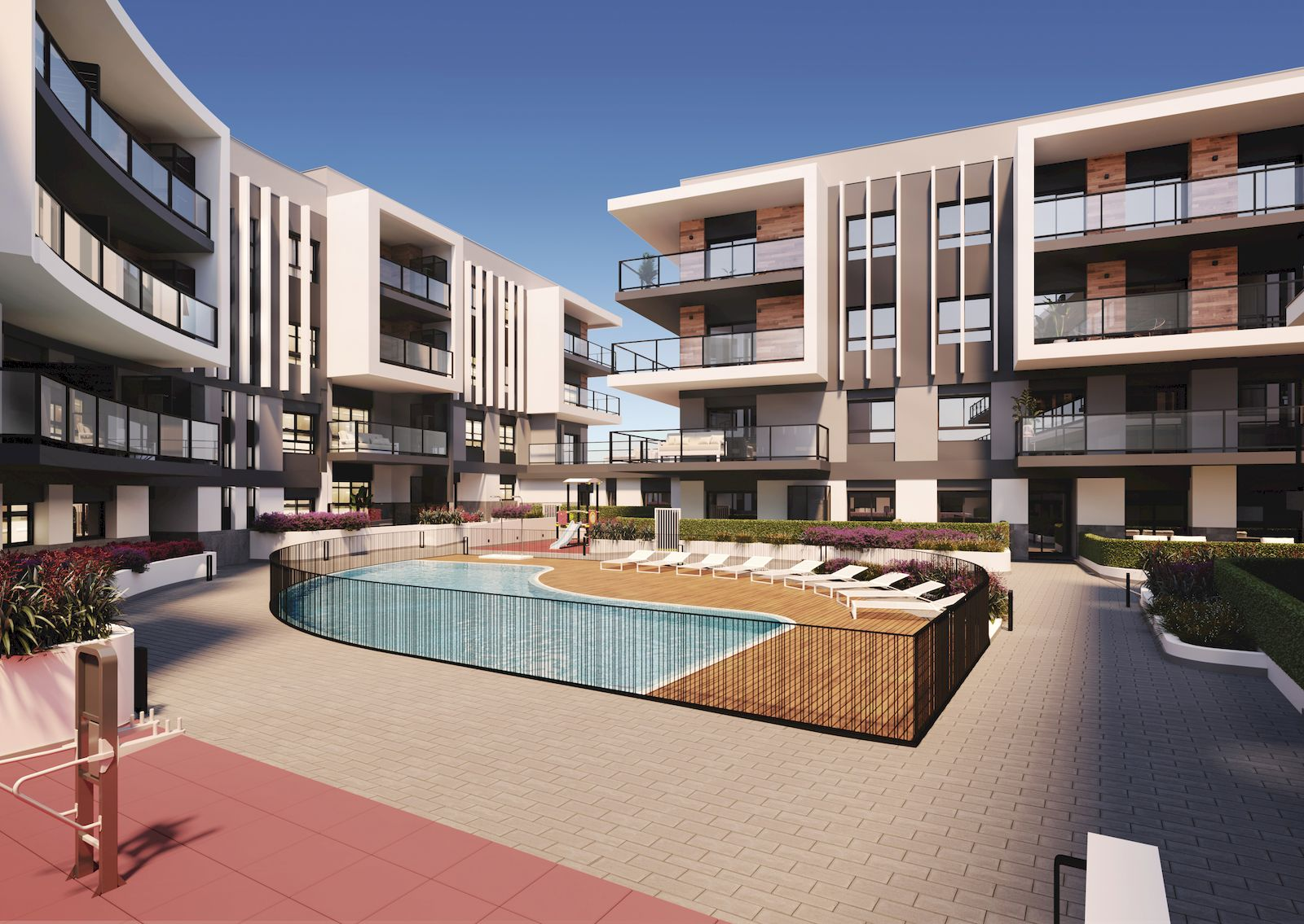 New Construction Promotion for sale in the port of Javea - Costa Blanca