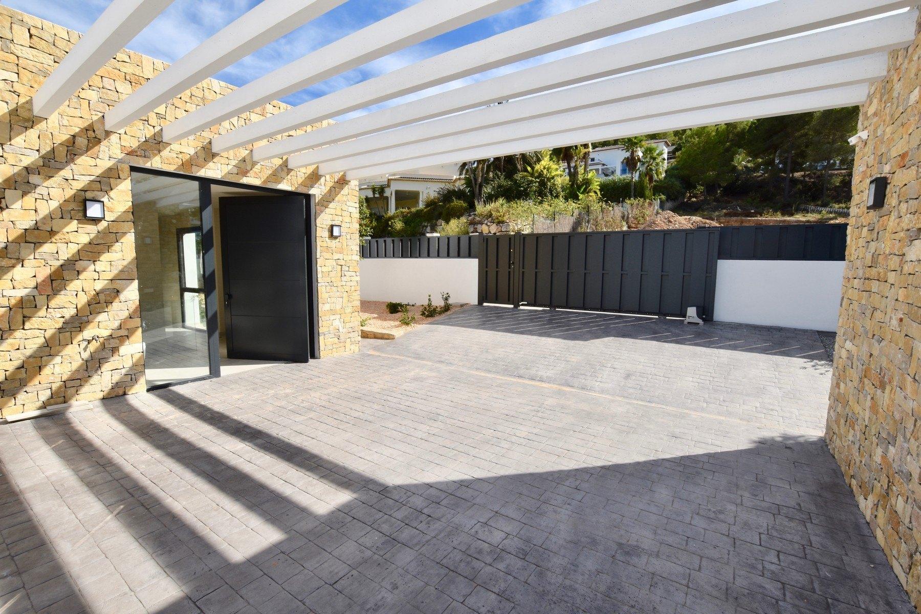 New Construction Villa for Sale in Javea - Costa Blanca